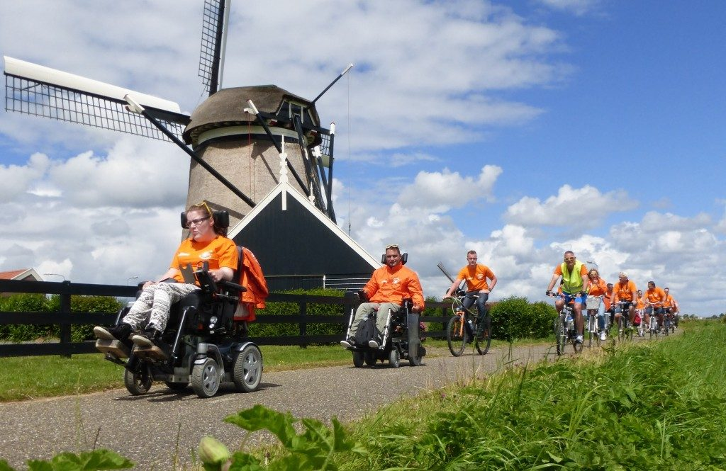 Stichting on Wheels